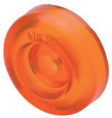 RP-32: 3 1/4 inch diameter end cap for RP-8, 10, 12, and 18. 5/8 inch hole.