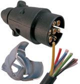 Stecker, Steckdosen und Adapter