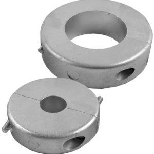 Opferanode Ringform, zur Anbringung an der Welle, Wellen-Ø 40 mm