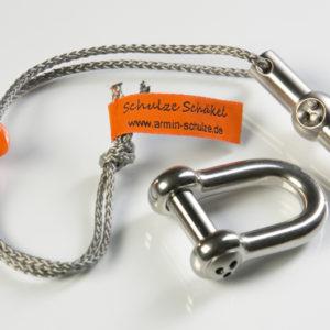 Schulze®-Schäkel Starterset, 12 mm