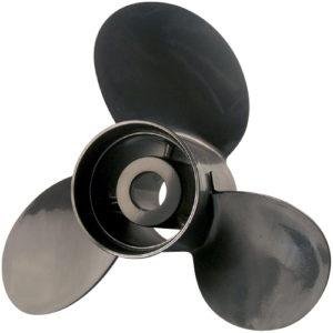 BS.PRO Aluminiumpropeller 16 x 13R (ohne Nabenkit)