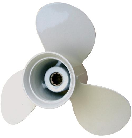 BS.PRO Aluminiumpropeller 9-7/8 x 11-1/4-F