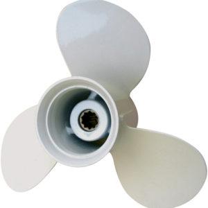 BS.PRO Aluminiumpropeller 9-7/8 x 10-1/2-F