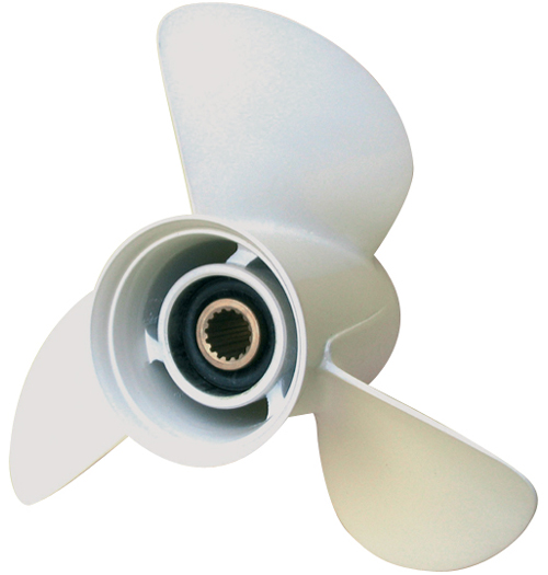 DELTA Aluminiumpropeller 13 x 19-K