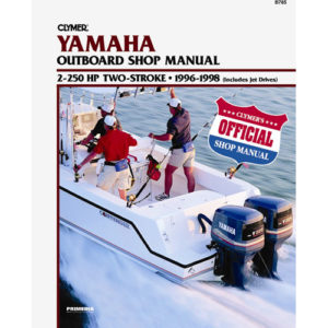 Reparaturanleitung für Yamaha 2 - 250 PS, 2-Takt, Bj. 1996 - 1998