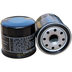 Ölfilter für Suzuki DF140, Bj. 2002 - 2012