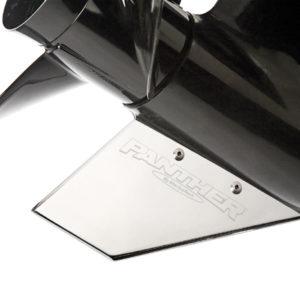 Safe-Skeg Reparaturfinne für Volvo Penta SX ab Bj. 2007 und DP-Drives Bj. 1996 - 2007