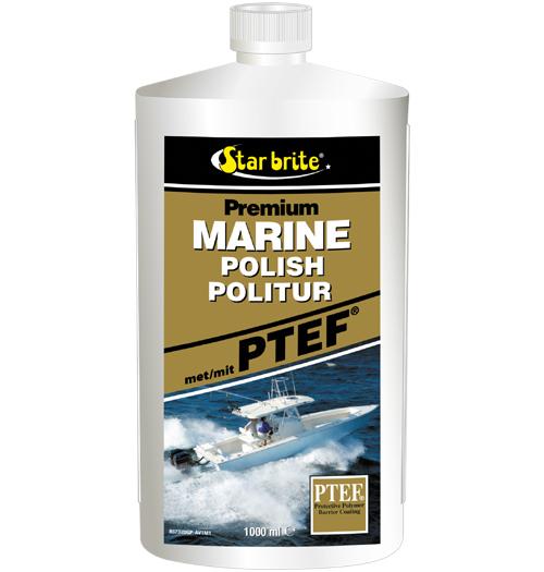 Premium Marine Politur mit PTEF® 1 l