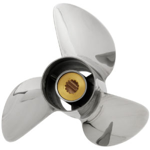 PowerTech Edelstahlpropeller 10-3/8 x 14R