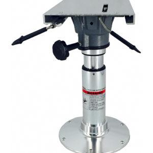 """Sitzbein """"Comfort"""" höhenverstellbar 440 - 540 mm mit Gasdruckdämpfer und integriertem Sitzschlitten"""