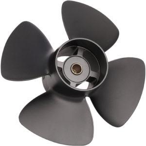 SOLAS 4-Blatt-Aluminiumpropeller 8,7 x 5R