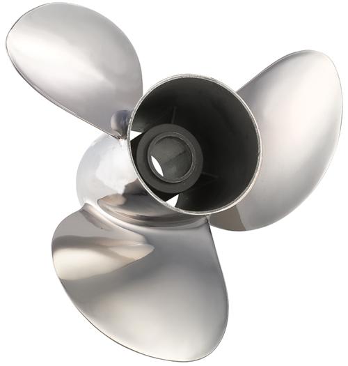 SOLAS Rubex NS3 Edelstahlpropeller 14-1/2 x 15R (ohne Nabenkit)