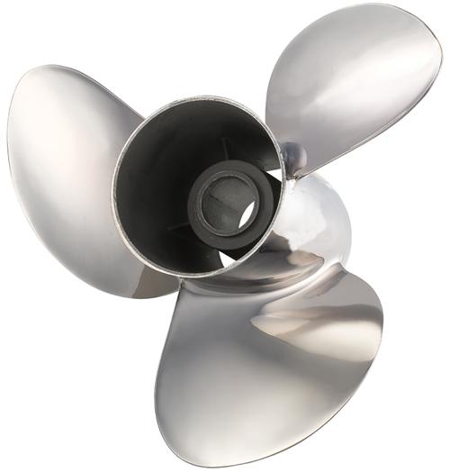 SOLAS Rubex NS3 Edelstahlpropeller 14 x 19L (ohne Nabenkit)