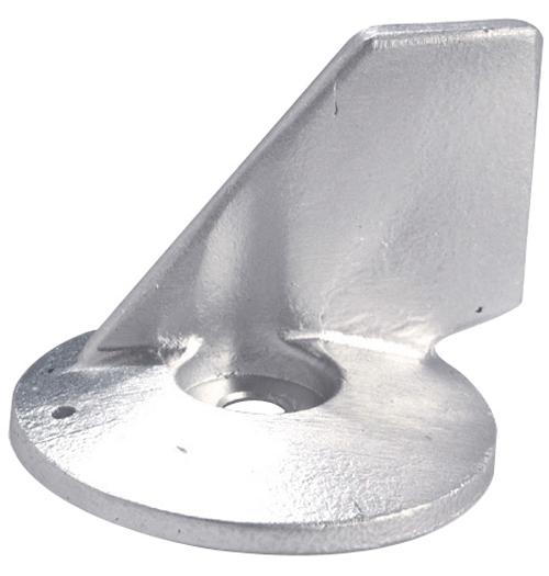 Tecnoseal Finnenanode für Suzuki, DF40 - DF60, DT40 - DT85, Magnesium