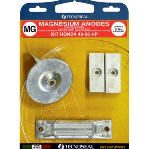 Tecnoseal Anodensatz Magnesium für Honda BF 40-50