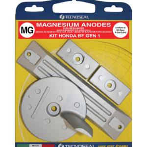 Tecnoseal Anodensatz Magnesium für Honda BF 90-130