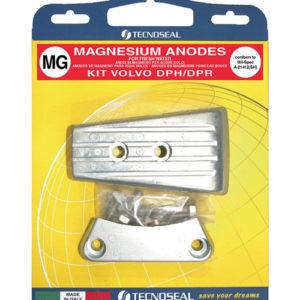 Tecnoseal Anodensatz Magnesium für Volvo Penta DPH (Duoprop)