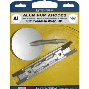 Tecnoseal Anodensatz Aluminium für Yamaha 60-90