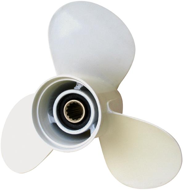 DELTA Aluminiumpropeller 11-1/8 x 13